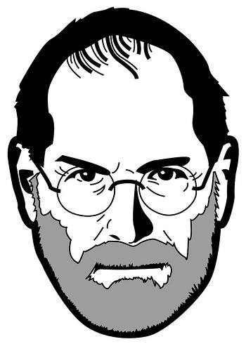 350x500 Sick Of Being A Pirate For Halloween Try Steve Jobs On For Size