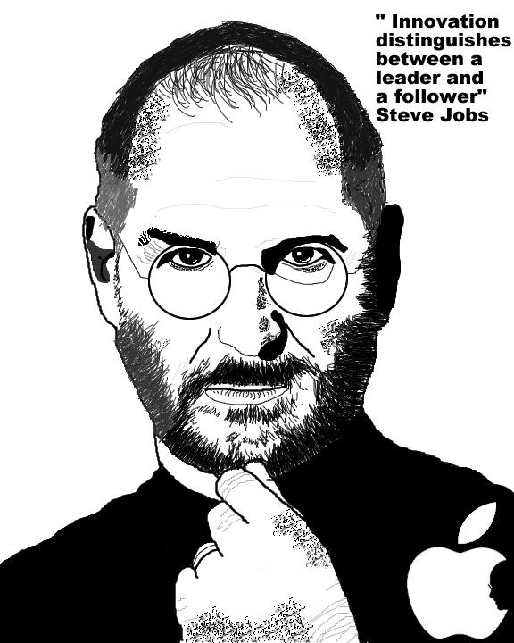 576x720 Steve Jobs My Hero