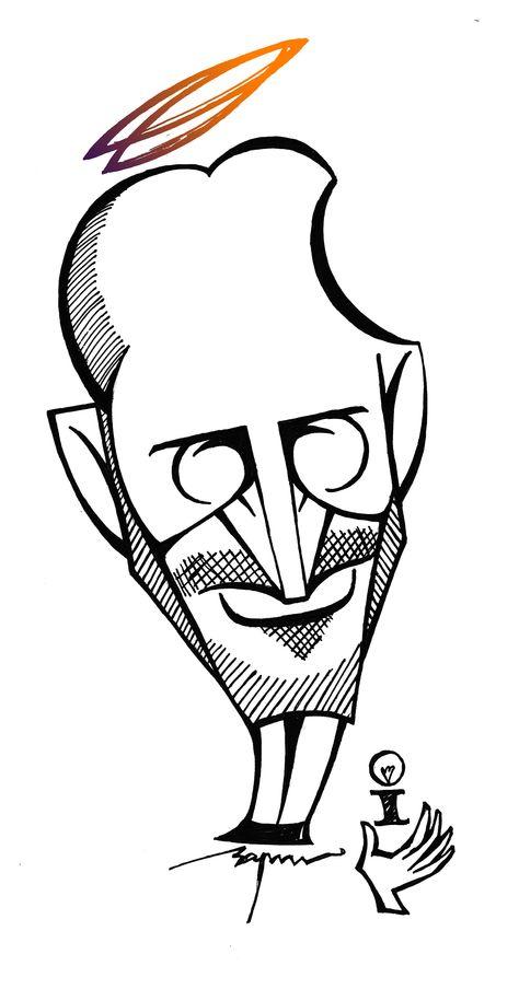 474x904 Steve Jobs My Caricatures Amp Toons