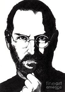 213x300 Steve Jobs Drawings