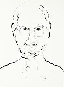 223x300 Steve Jobs Drawings Fine Art America