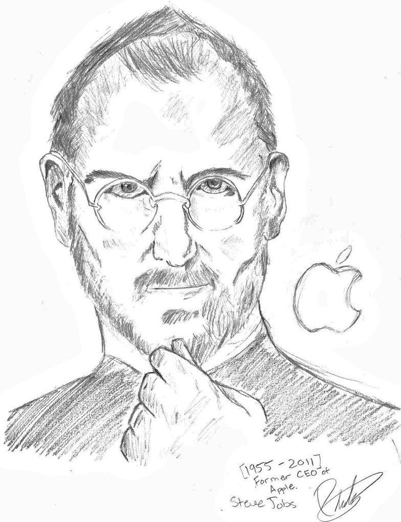 784x1020 Steve Jobs Tribute By Supa007