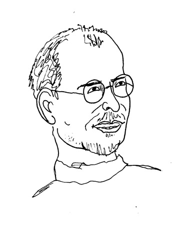 346x463 Steve Jobs And My New Famous People Series Enneagram