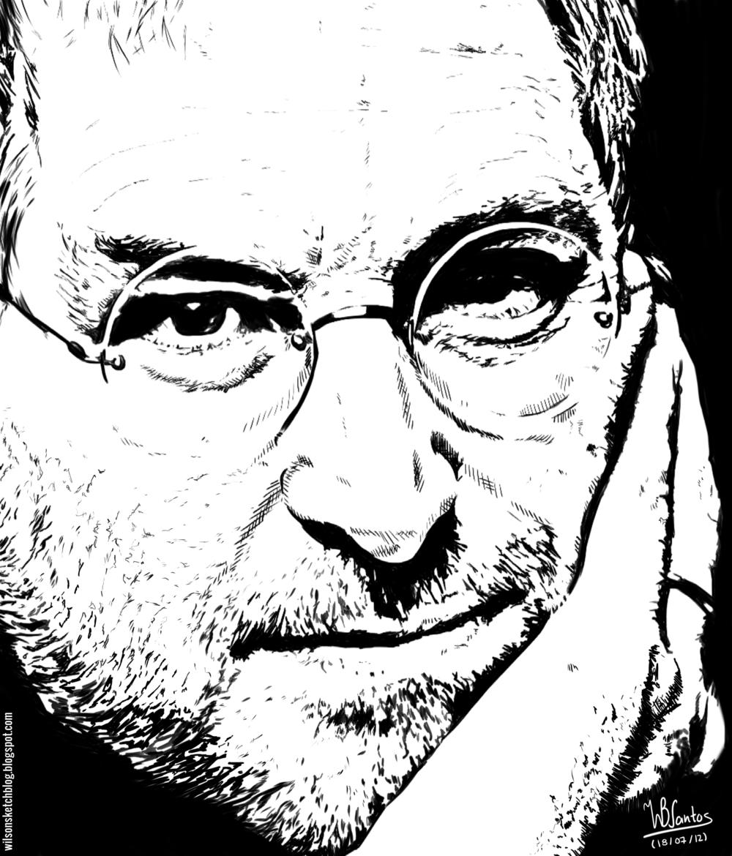 1000x1170 Steve Jobs