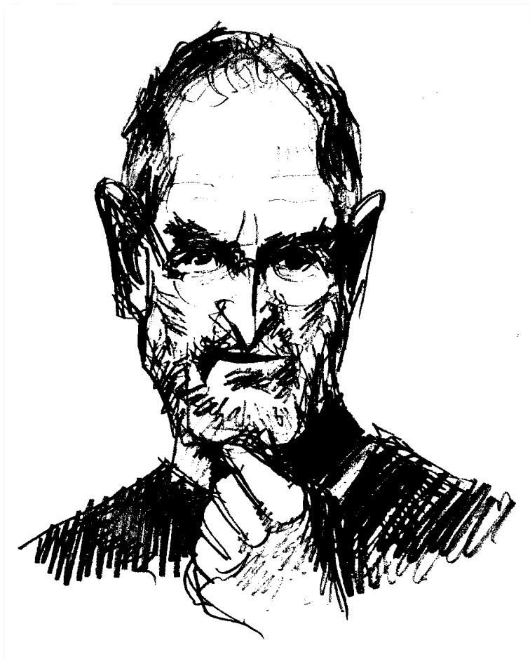 756x939 Steve Jobs By Boopa San