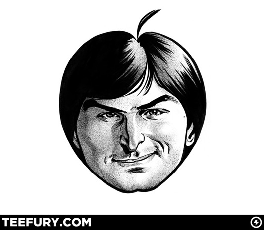 533x464 Geek Gear Steve Jobs