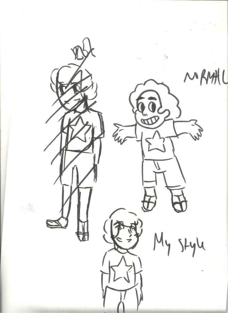 762x1048 Steven From Steven Universe(Fail) By Emily54