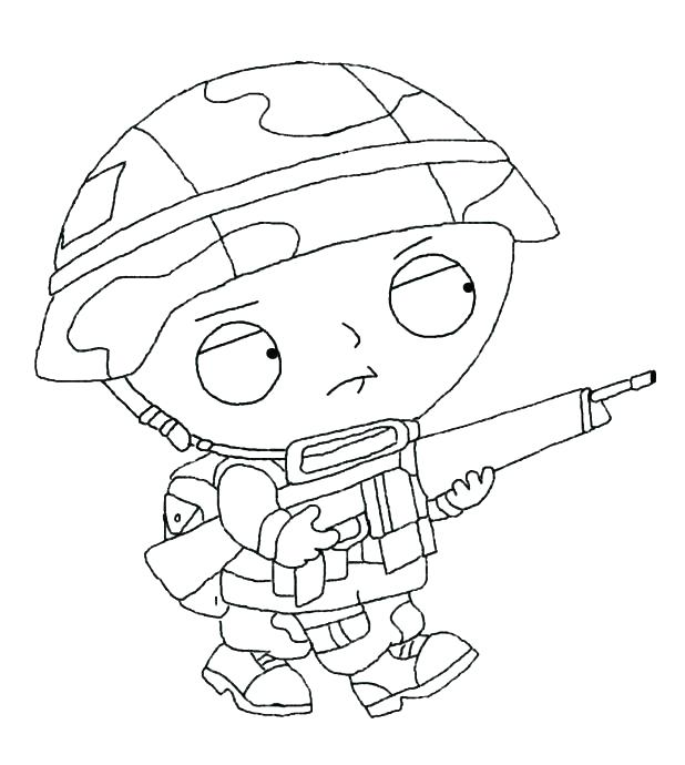 618x690 Stewie Coloring Pages