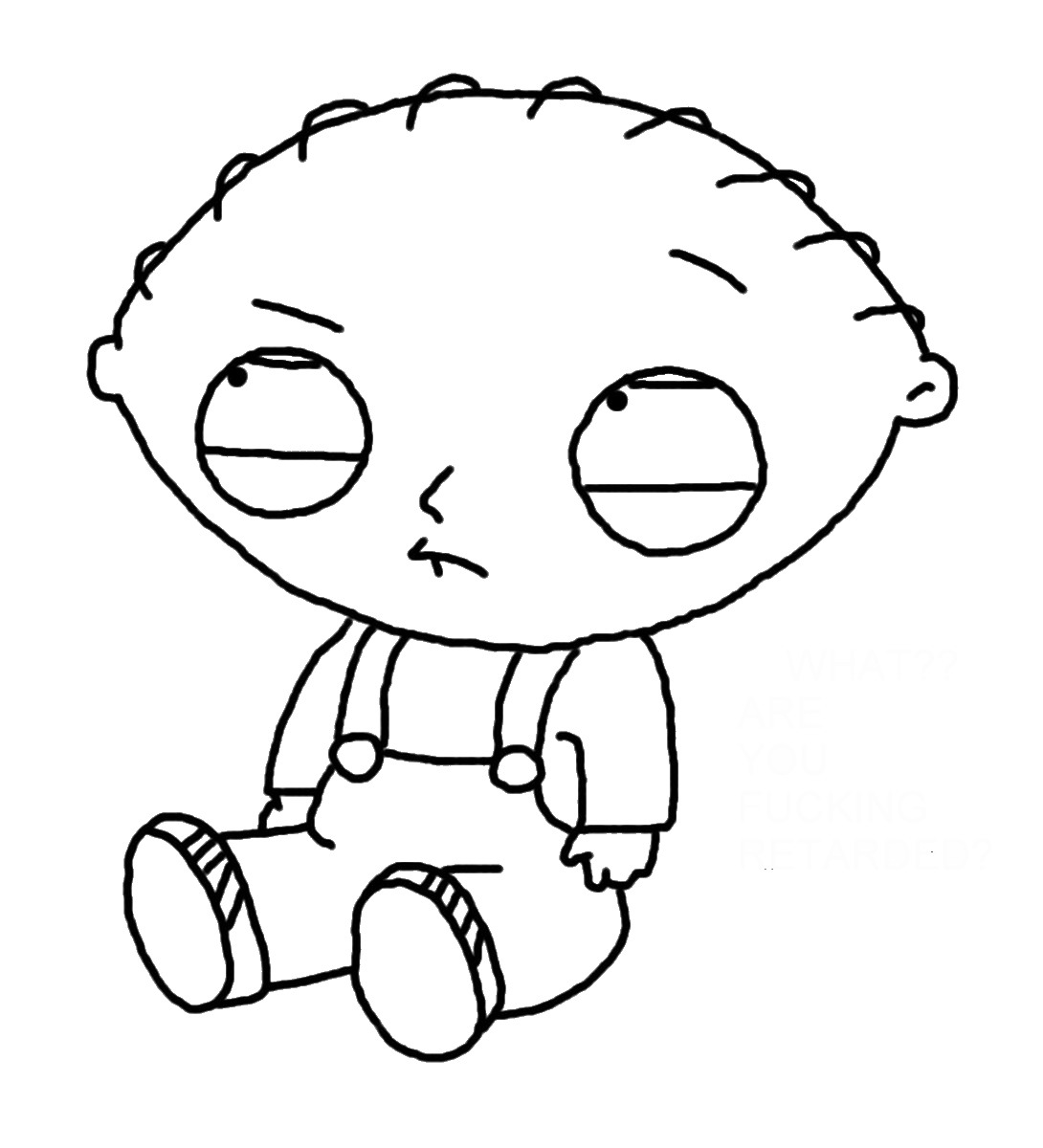 1090x1200 Family Guy Coloring Pages