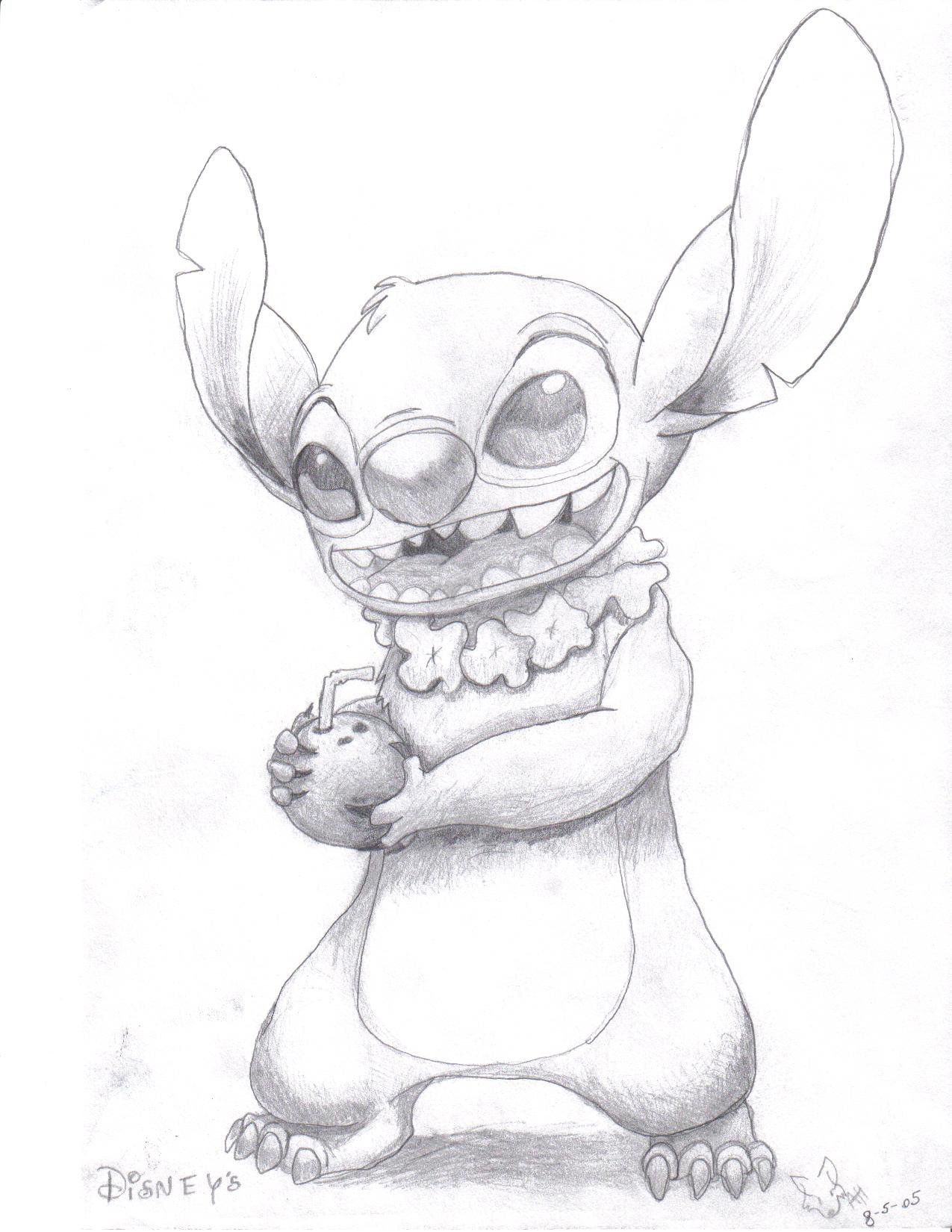 1275x1650 Stitch Looken Cute By Timmy Gost