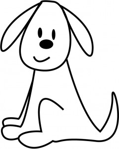 240x300 Stick Figure Coloring Pages. Stick Figure Cute Girls. These Cute