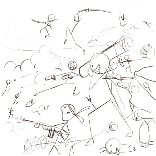 500x500 How To Draw Stick Wars 6 Steps (With Pictures)