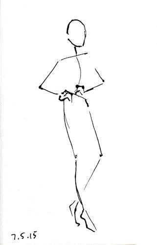 321x500 Stick Figure Fashion Drawing Joana Miranda Studio