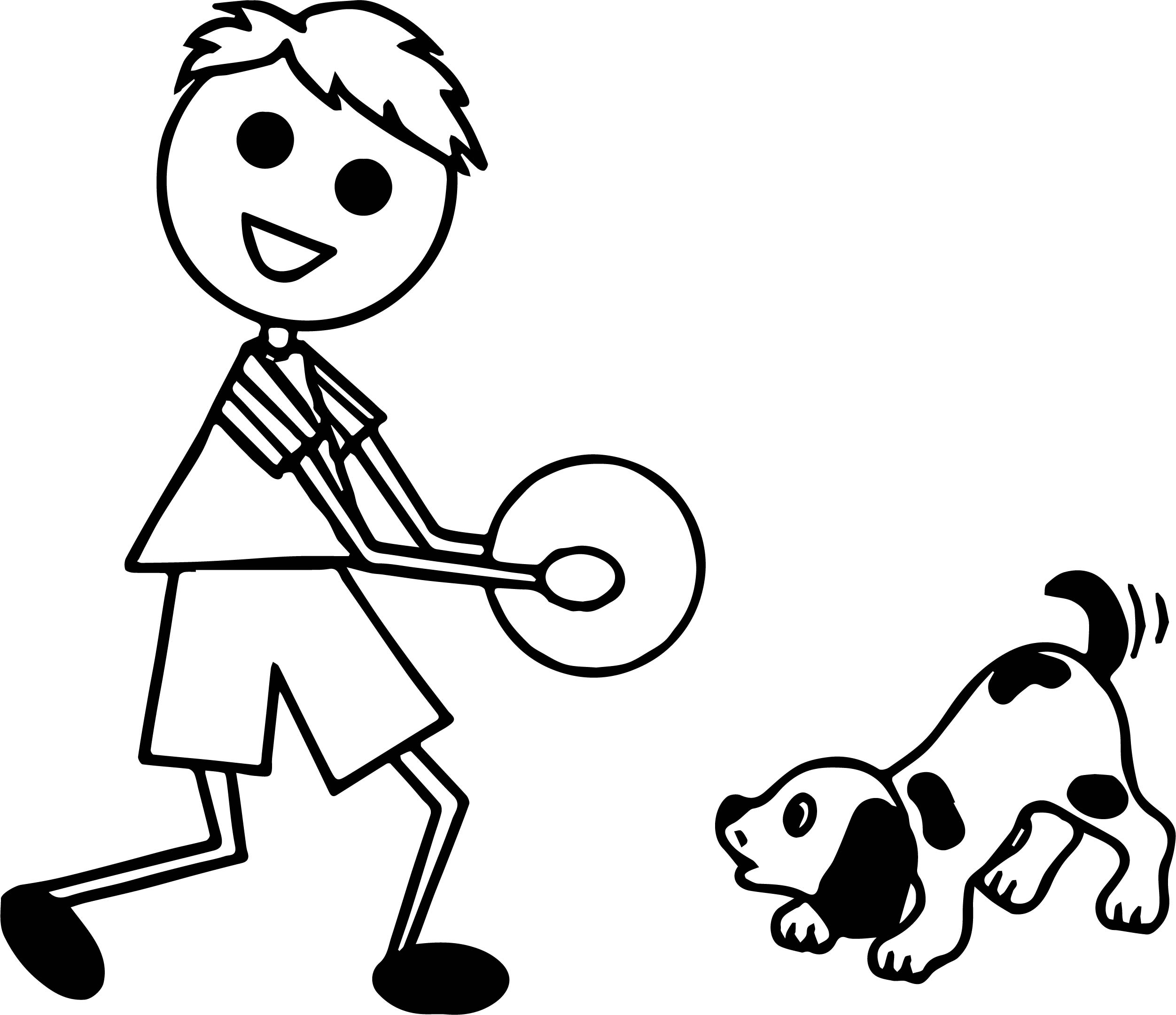 2503x2161 Dog Stick Figure Pictures To Pin