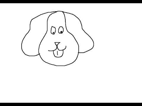 480x360 Graphing Tutorial] Dog (Part 1)