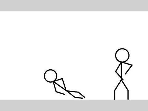 480x360 Stick Figure Fight