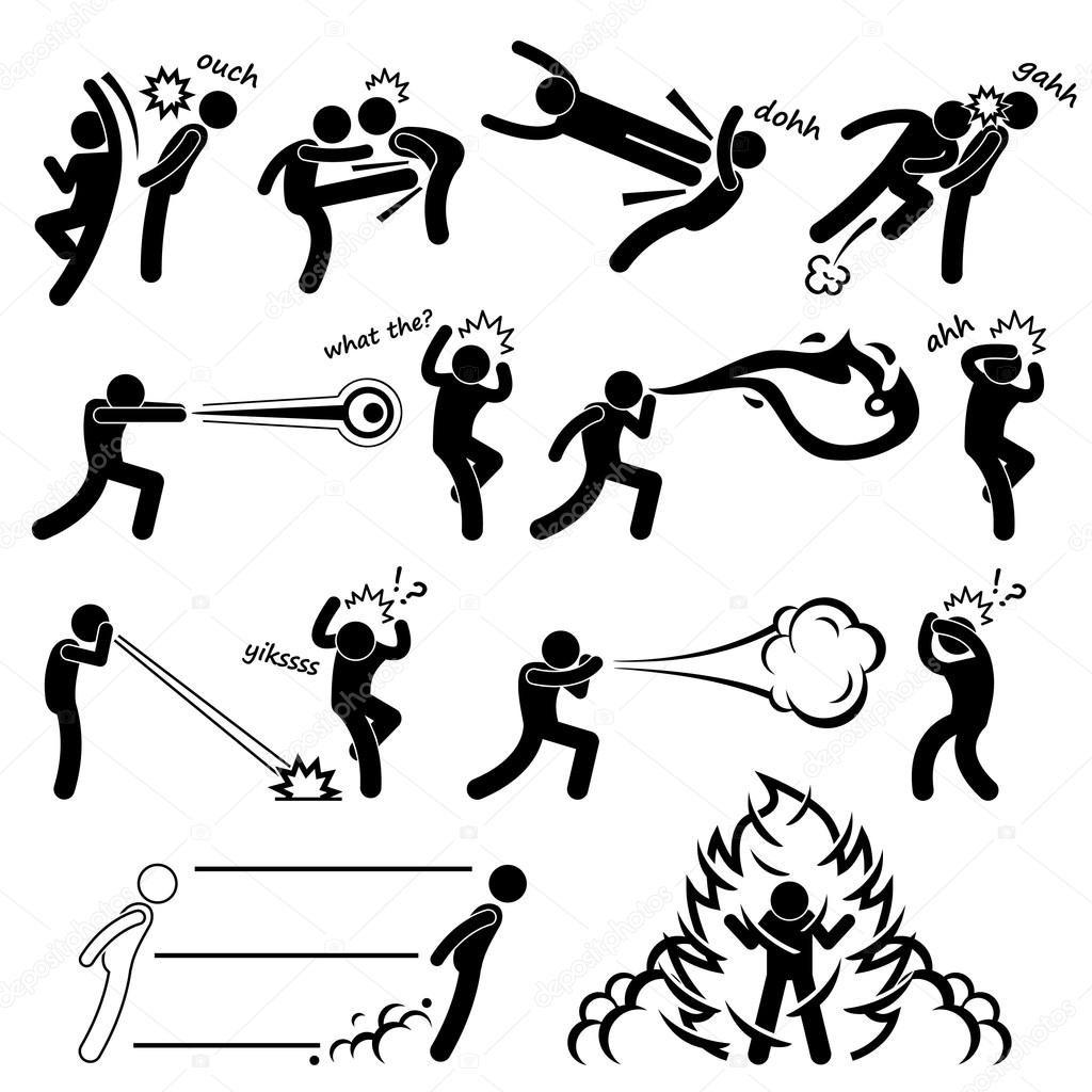 1024x1024 Kungfu Fighter Super Human Special Power Mutant Stick Figure
