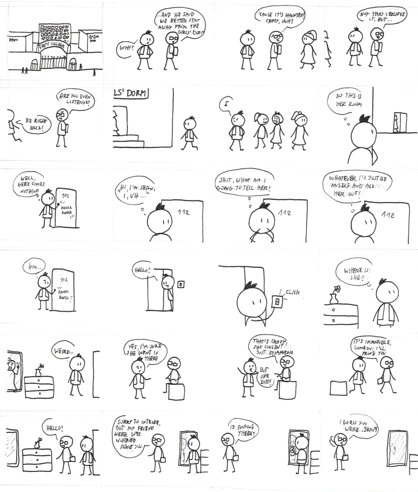 850x1001 Art Therapy How To Draw A Stick Figure Comic
