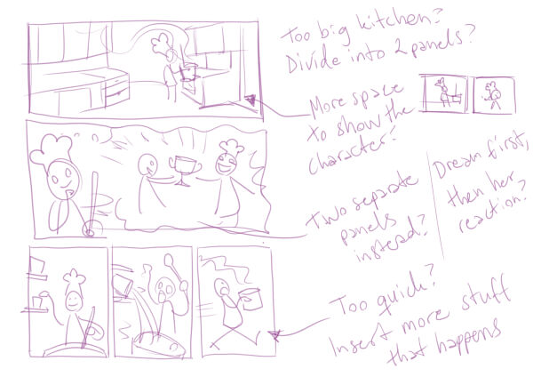 600x424 Create A Comic How To Plan And Lay Out Your Comic