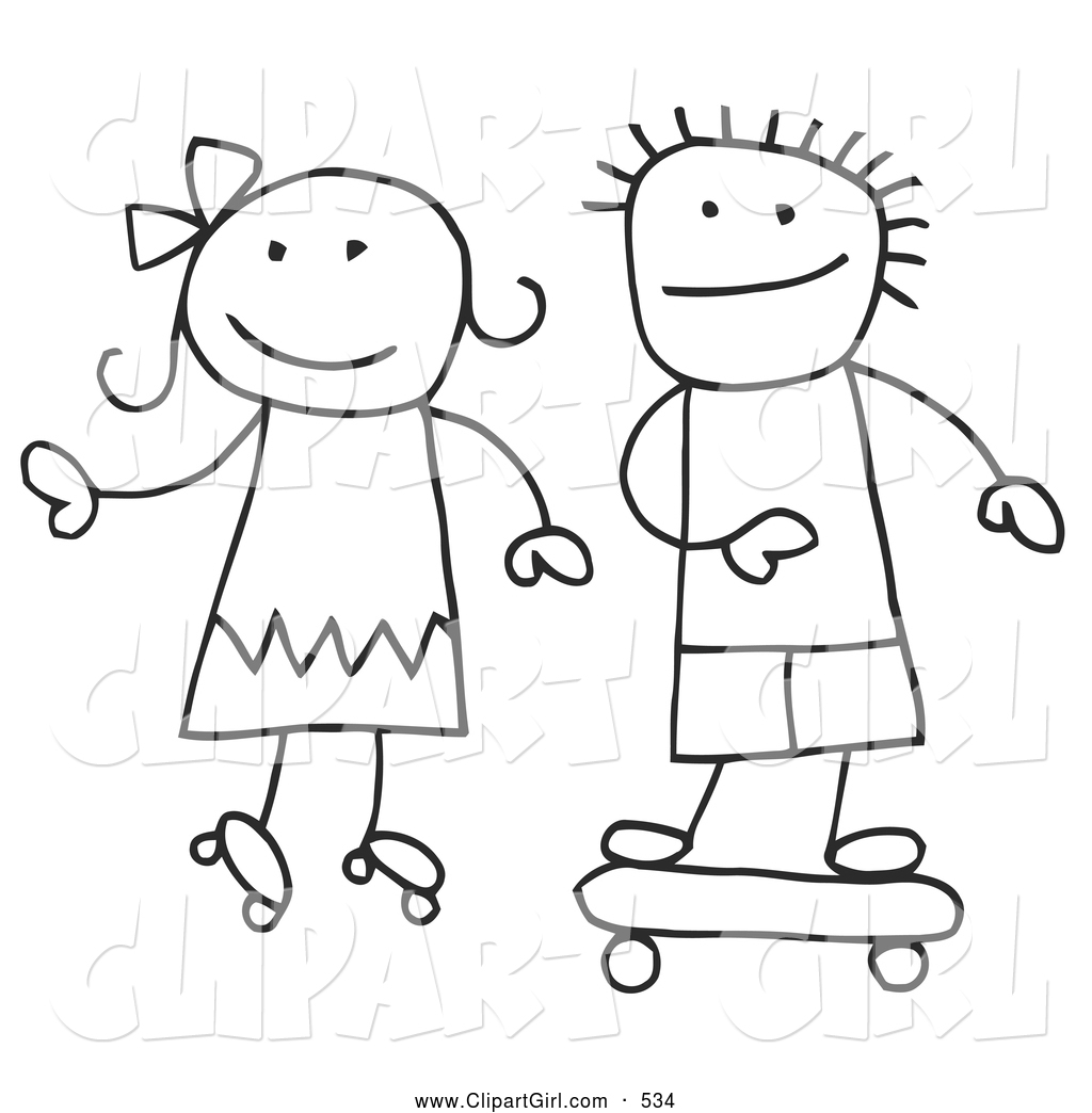 1024x1044 Royalty Free Stick People Stock Girl Designs