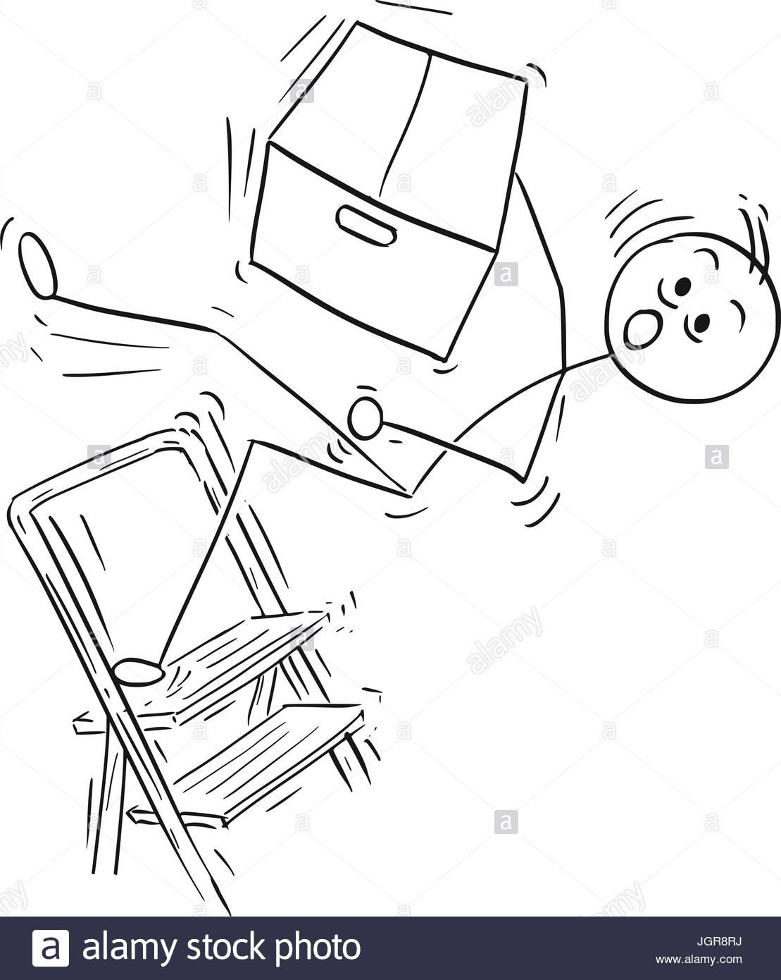 1109x1390 Cartoon Vector Stick Man Stickman Drawing Of Man Holding Large