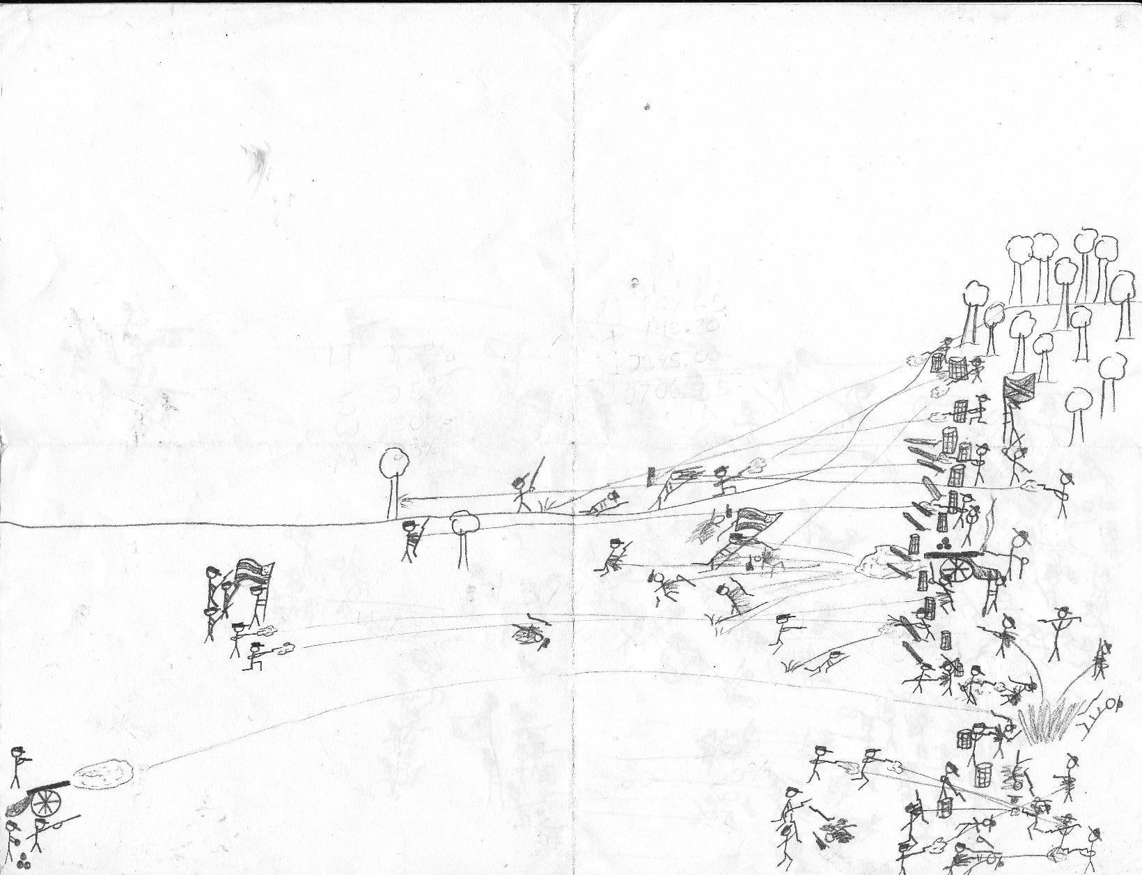 1640x1256 Drawn War Stickman