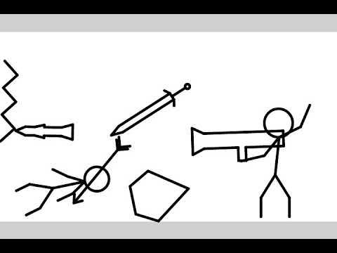 480x360 My Favorite Stickman War Animation