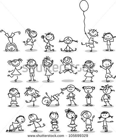 Stick Wars Drawing