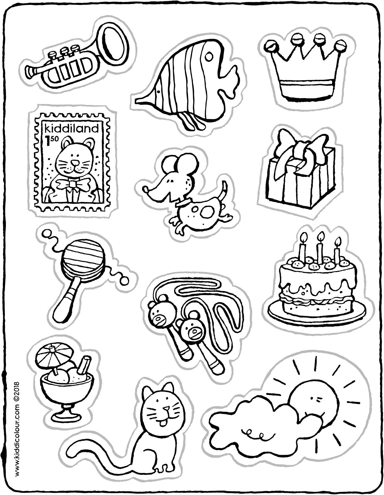 1240x1600 Stickers