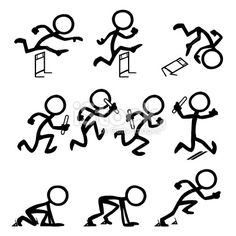 236x236 A Stick Figure Is A Very Simple Drawing Of A Person Or Animal