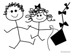 236x178 Stick Figure Love Drawings , Line Art, Pictures, Graphic