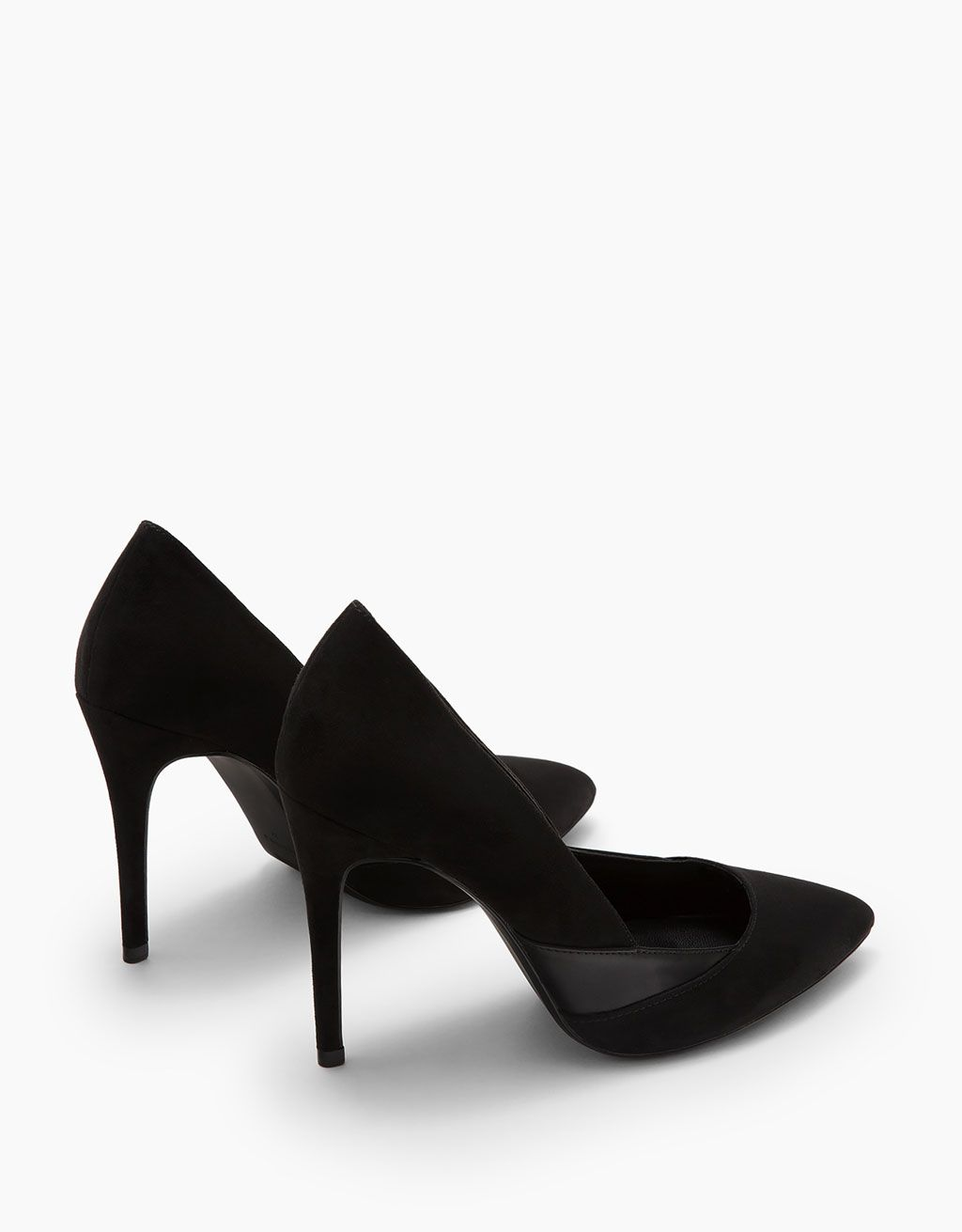 1024x1311 Combined Stiletto Heel Shoes