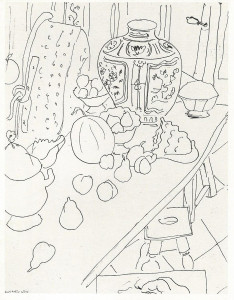 234x300 Just Draw! Part 2 Indoors Art2art