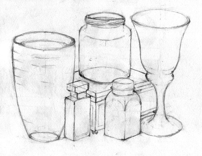 657x505 Still Life Pencil Drawing By Carolin54323