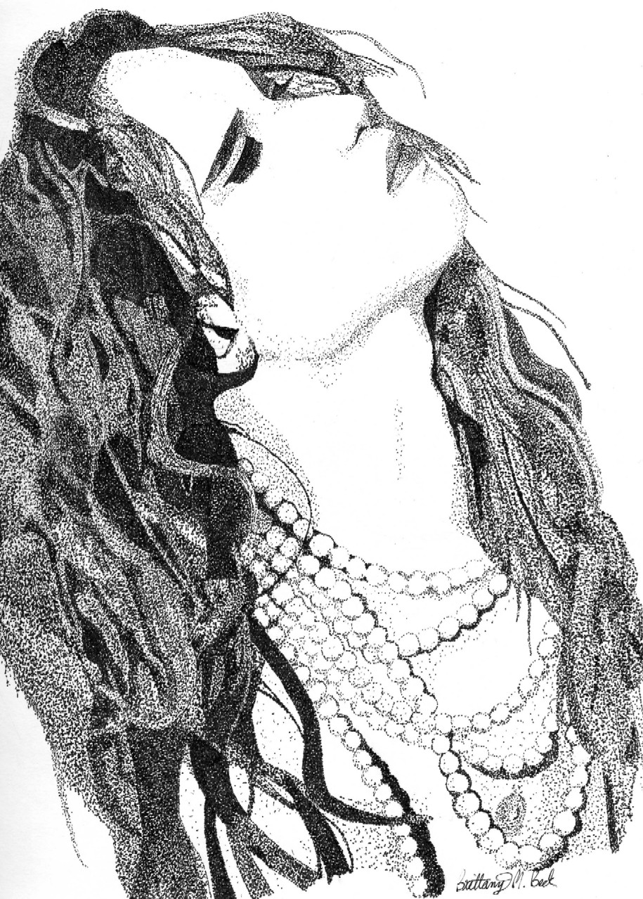 915x1279 Yoshiki Stipple By Bluechimeraz