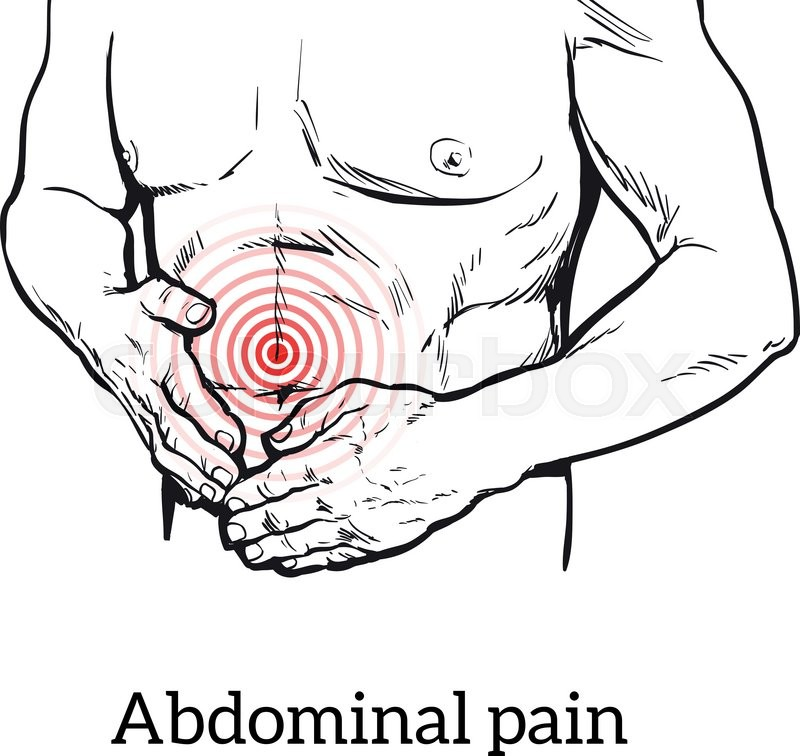 800x756 Abdominal Pain In Men, Stomach And Bowel Disease, Digestive