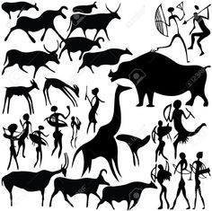 236x235 Pin By Tony Penson On Cave Painting Cave Painting