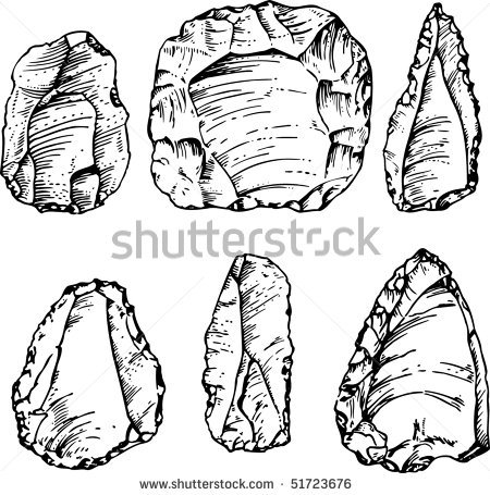450x455 Stone Age By Denis Barbulat, Via Shutterstock Intro. Printmaking