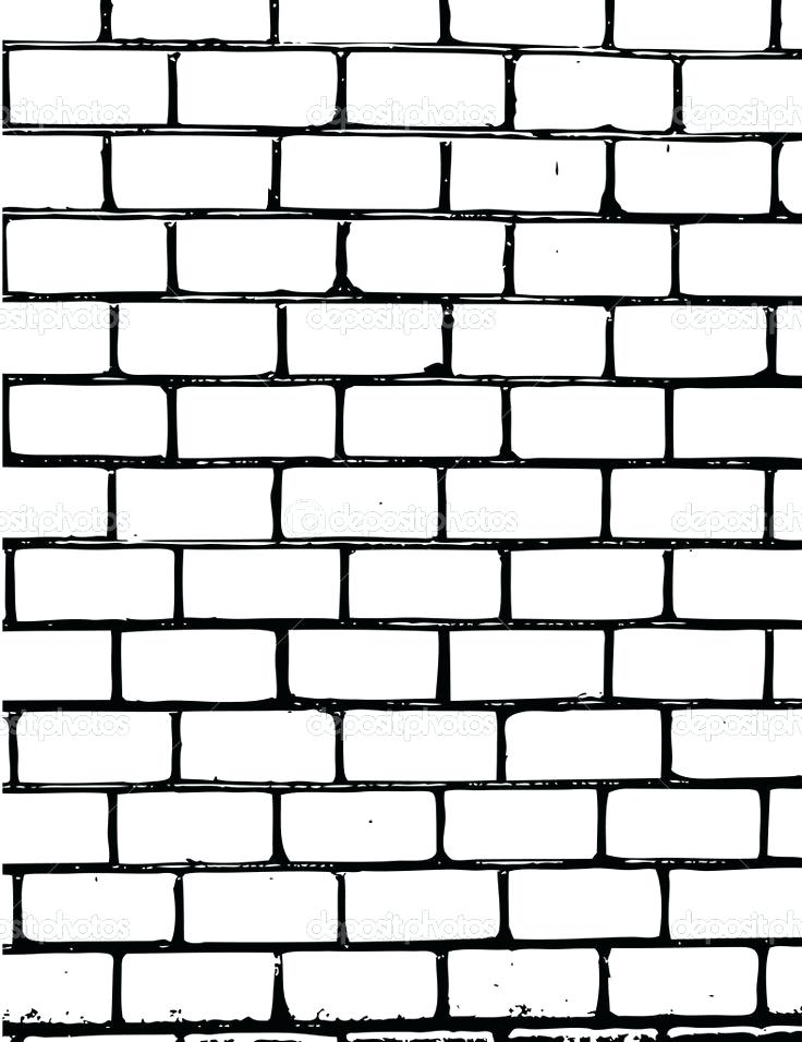 736x956 Brick Coloring Page Lego Blocks Coloring Sheets