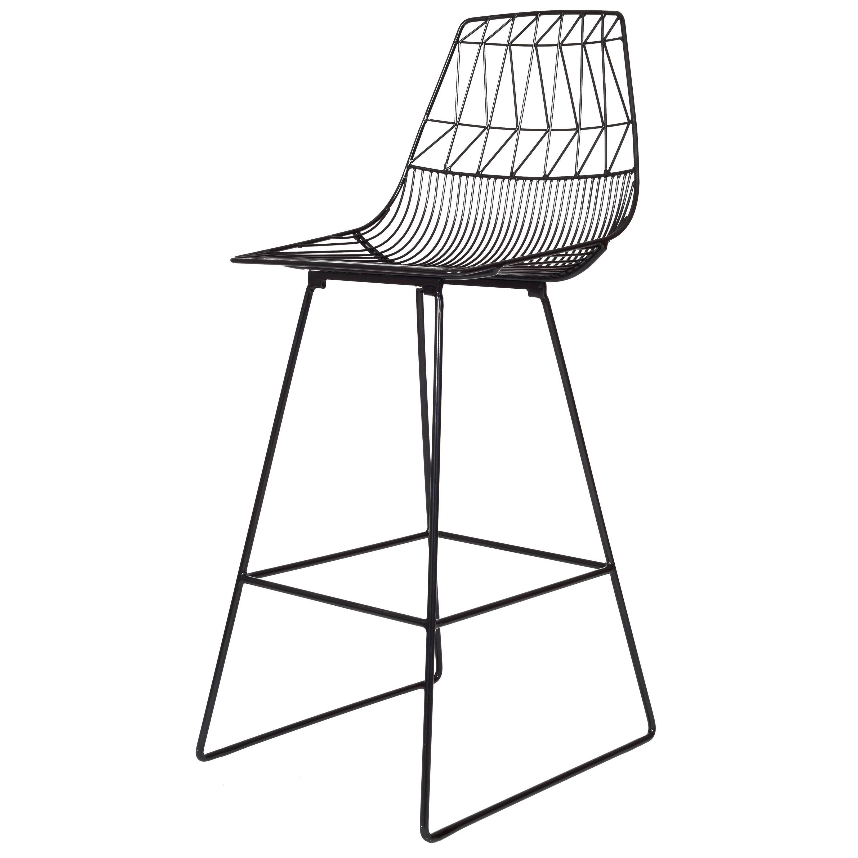 3240x3240 Contemporary, Wire, Lucy Bar Stool By Bend Goods For Sale