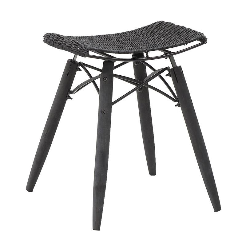 800x800 Metallicwooden Stool