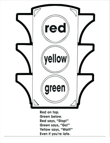 365x473 Stop Light Coloring Page Unique Stop Light Coloring Page Crayola