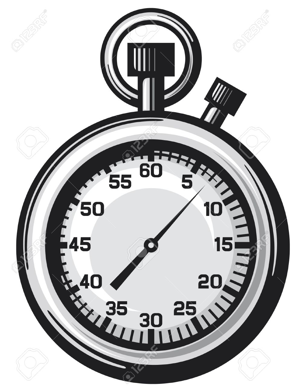 1014x1300 Stopwatch Royalty Free Cliparts, Vectors, And Stock Illustration