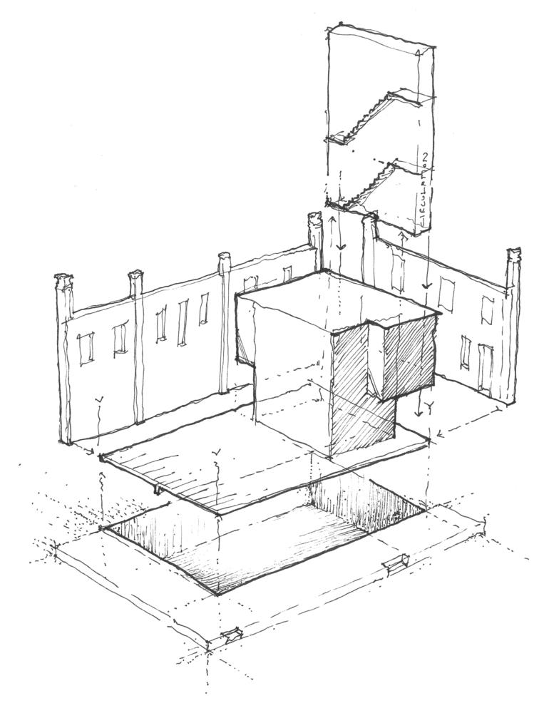 763x1000 Gallery Of Volland General Store El Dorado Architects
