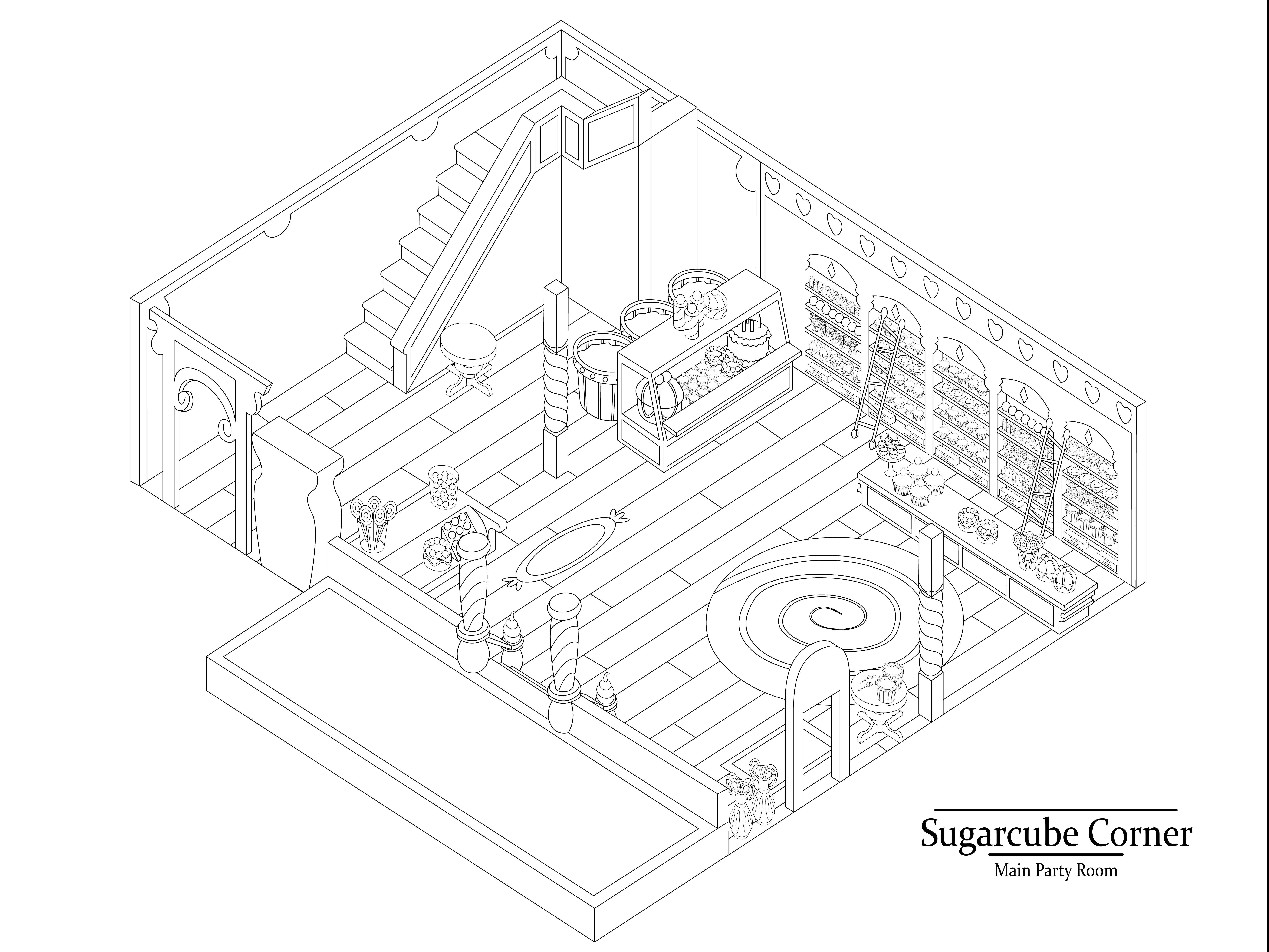 8000x6000 Sugarcube Corner Store Front By Flamingorich