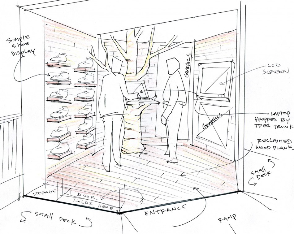 950x756 Timberland Pop Up Store Concept Aa