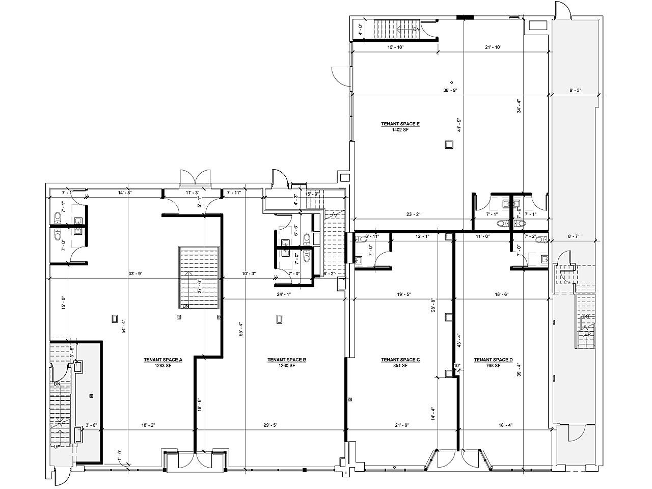 1280x960 Glen Ellyn Mixed Use Building