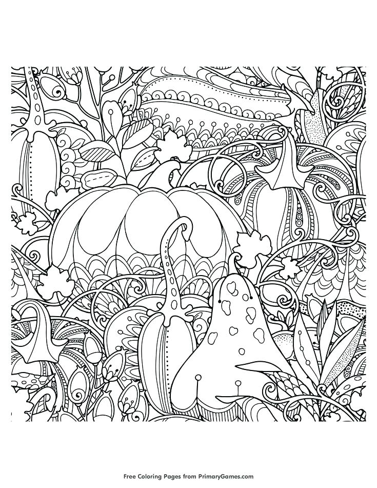 735x951 Fall Coloring Pages For Kids Home Improvement Neighbor Over