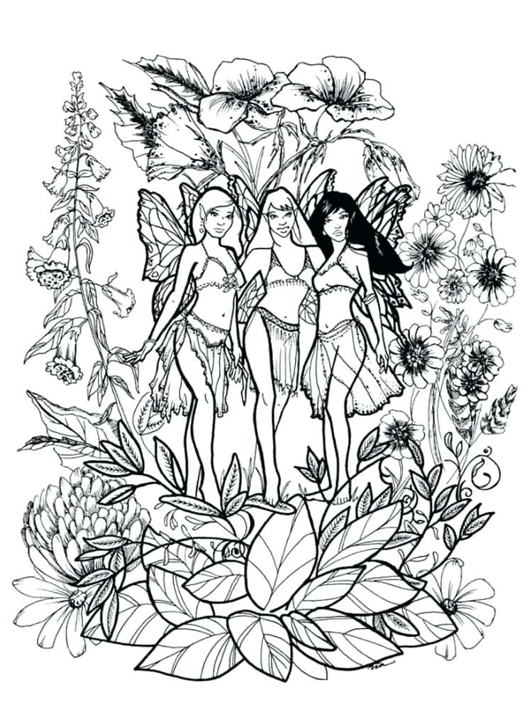 750x1000 Adult Fairy Coloring Pages Good Coloring Fairies Coloring Pages