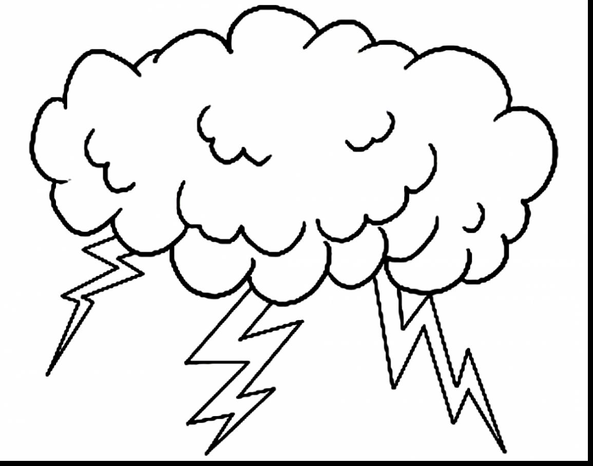 1155x907 Rain Cloud Coloring Pages To Pretty Draw